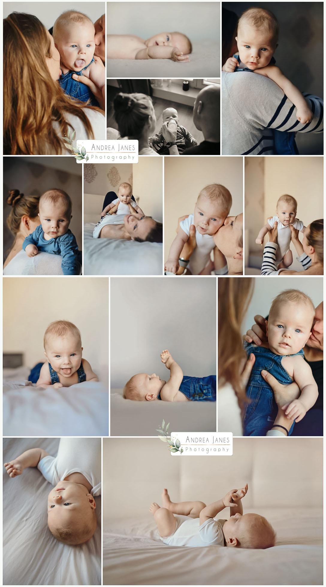 Olivier baby website